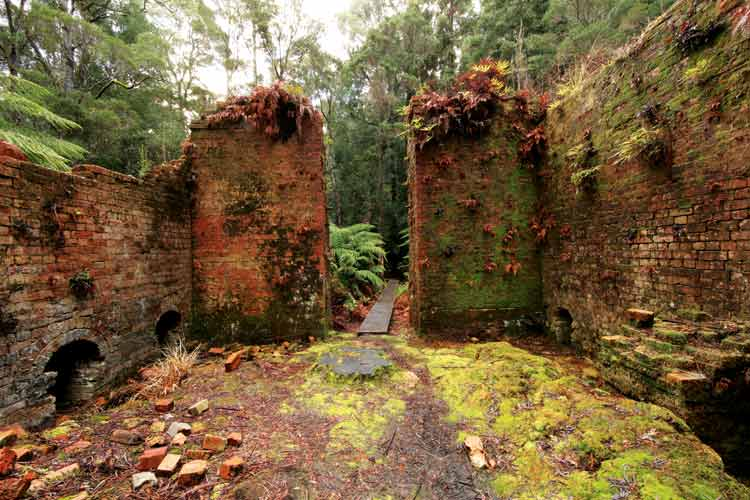 The Piners and Miners Tour ends at the ghost town of Pillinger, spooookty