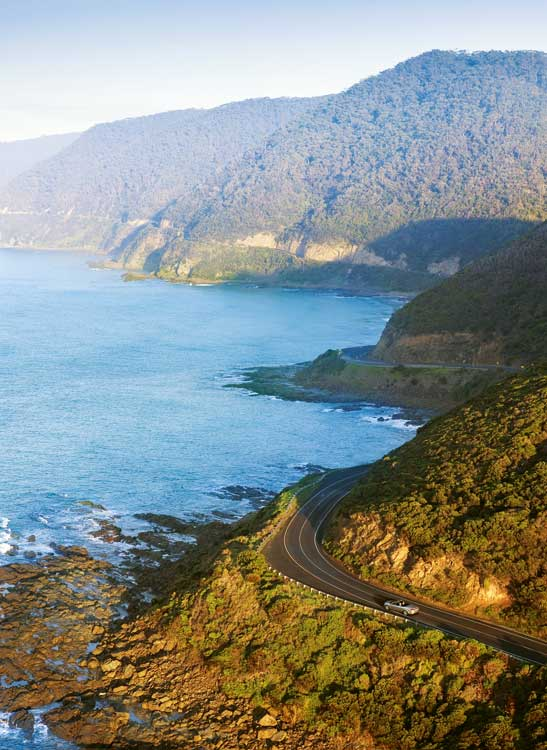 There is nothing more fun for gal pals than winding their way along the stunnign Great Ocean ROad