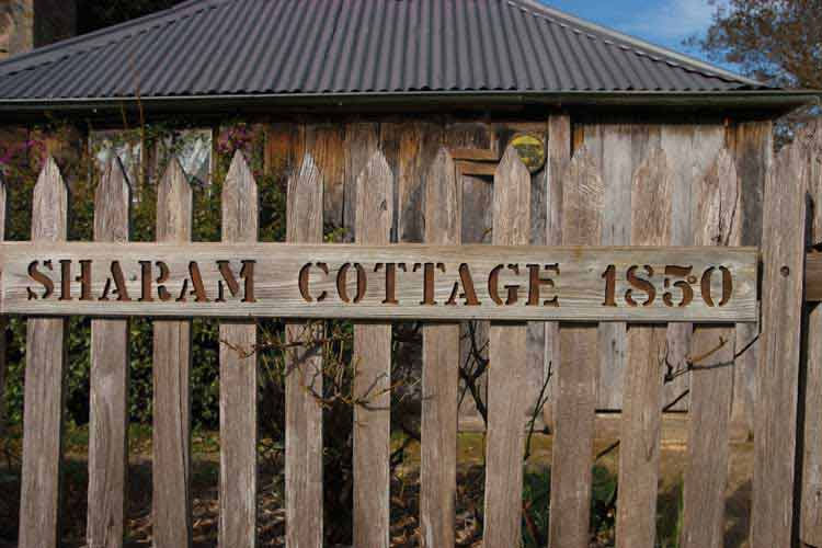 The Famous Sharam Cottage on Petticoat Lane