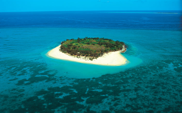 Wilson Island QLD was editor Elisabeth's favourite high end destination in 2011