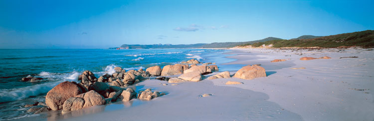 Freycinet National Park, Friendly Beaches