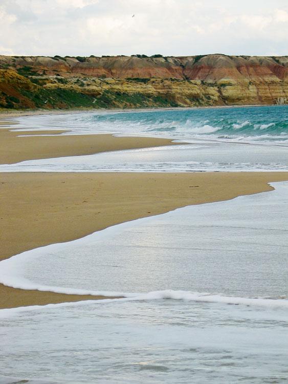 Maslin Beach, SA.