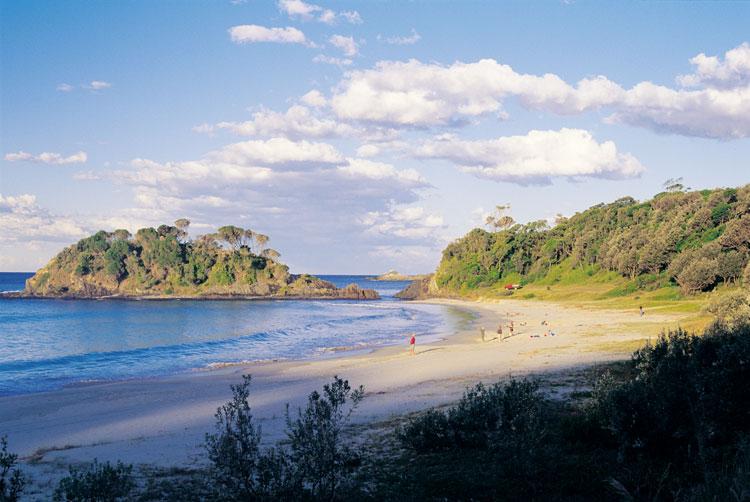 Stunning Mungo Beach