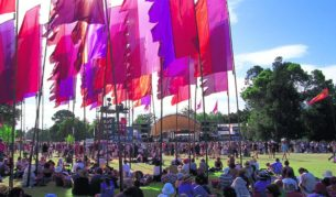 WOMADelaide in Botanic Park