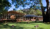 Wilpena Pound Resort in the heart of the Flinders Ranges National Park