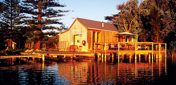 The Boathouse B&B near Victor Harbor