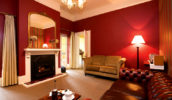 Snuggle into a Chesterfield at Clydesdale Manor