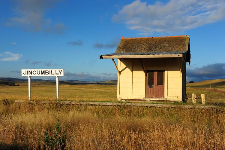 Last Stop - Jincumbilly NSW