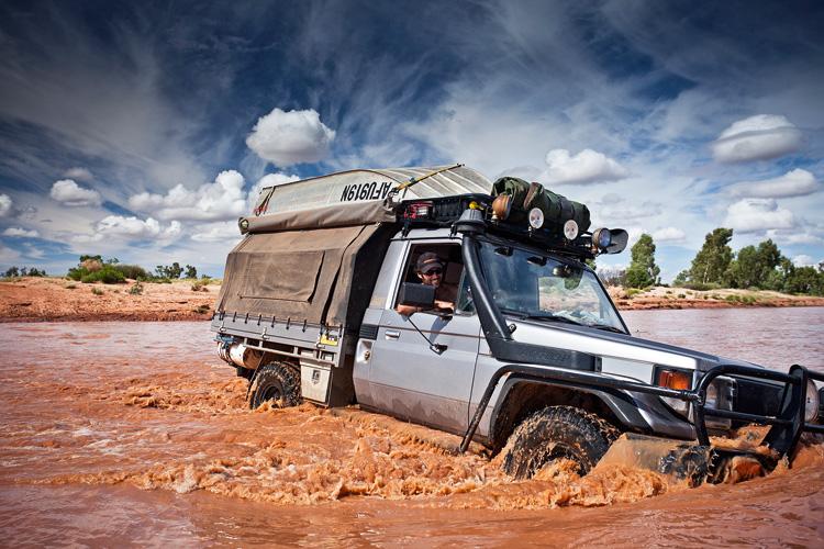 Wet One - Finke River, NT
