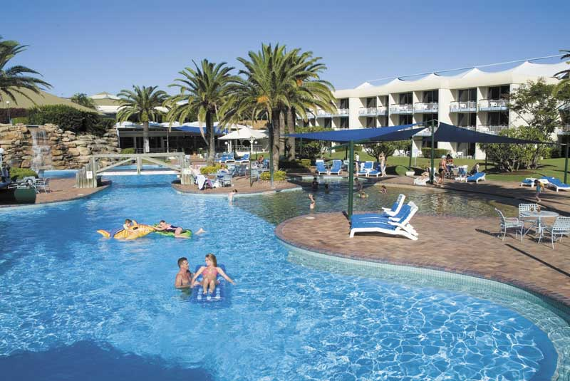 Sea World Resort, Gold Coast.