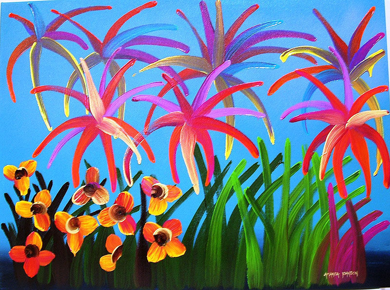 Ultra Brights by Amanda Johnson