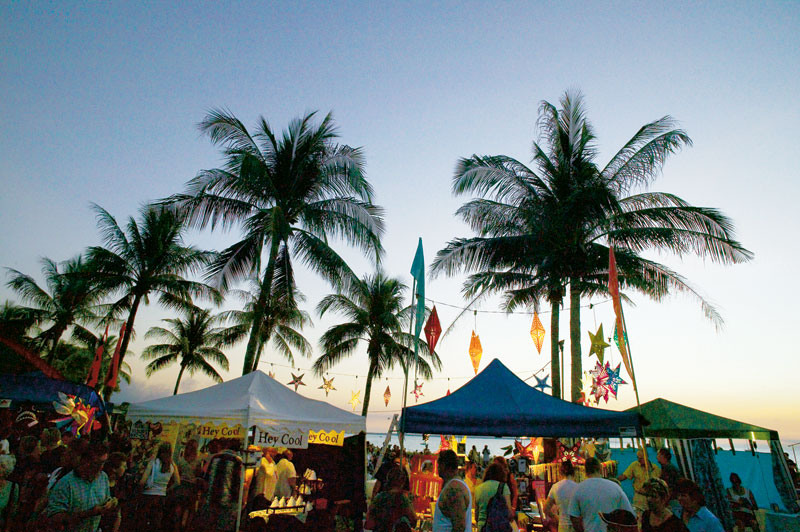 Mindil Beach Markets, Darwin, Northern Territory