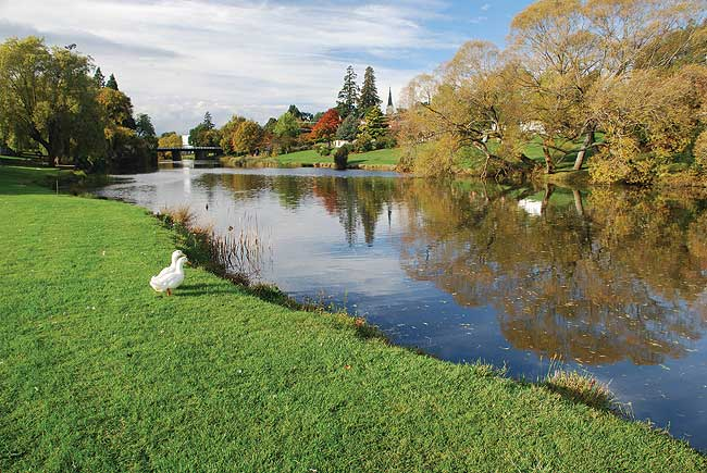 Gorgeous Deloraine, Image by Tourism Tasmania