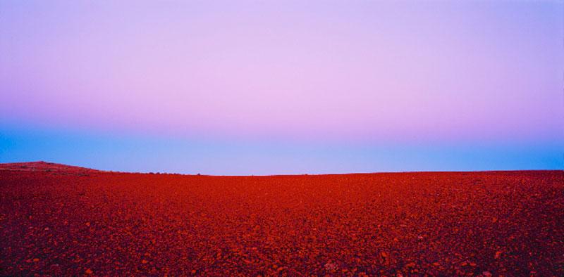 Red Gibber- Oodnadatta. Image by Boris Hlavica