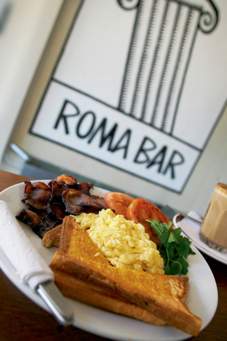 Roma Bar. Image by Tourism NT