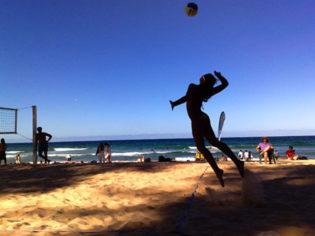 Slam Beach Volleyball bounces back.