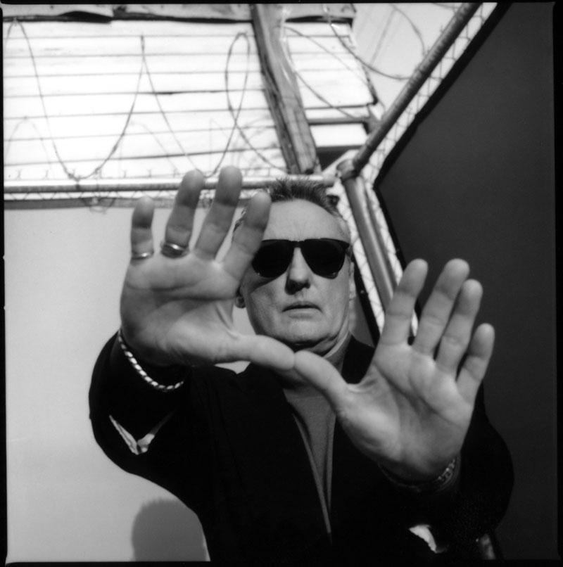 Dennis Hopper Portrait