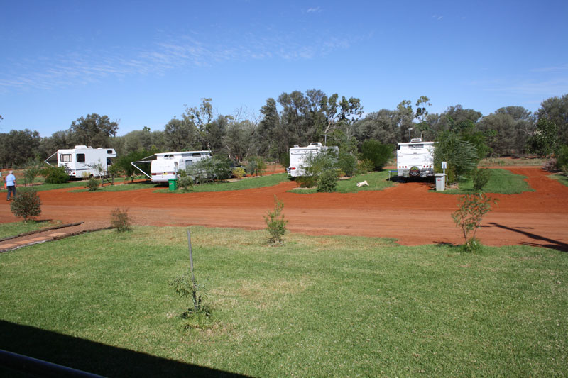 Four Vans in sites