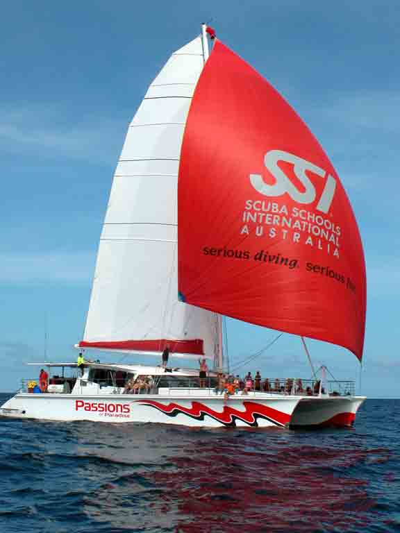 Sail away: 48 hours in Cairns.