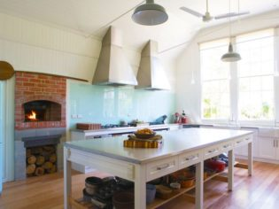 The Agrarian Kitchen, Lachlan, Tasmania