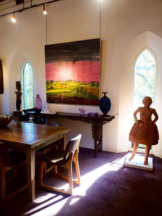 Aptos Cruz Gallery, Adelaide Hills