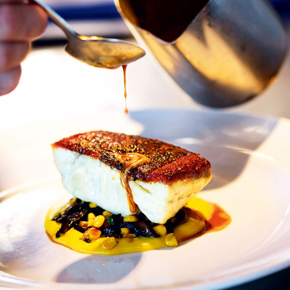 Delicious Fish, The Boathouse