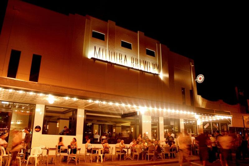 Mildura Brewery. Mildura Tourism