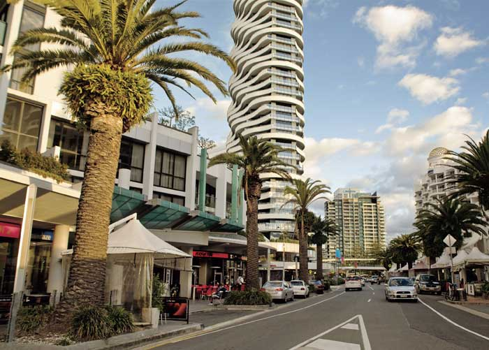 Broadbeach in the heart of the Summer Holiday Epicentre Gold Coast - You can still get affordable accommodation