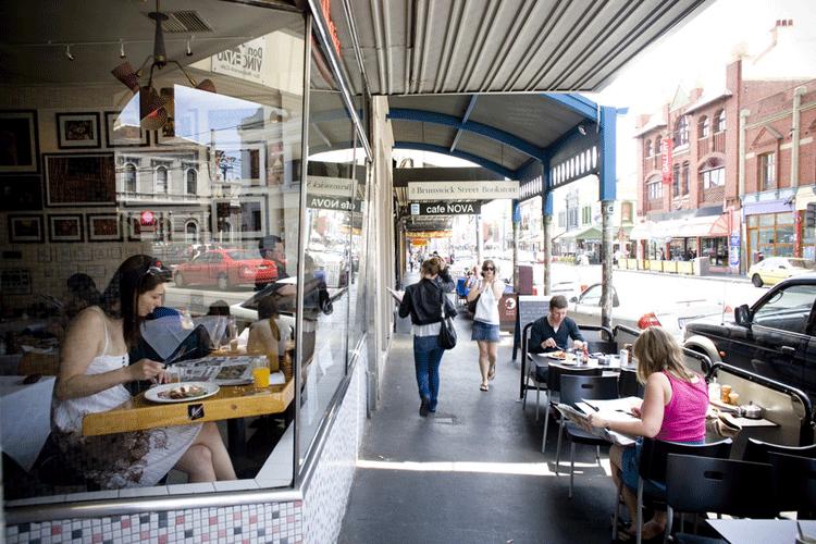 Brunswick St is Melbourne's quirky quarter Fitzroy's epicentre
