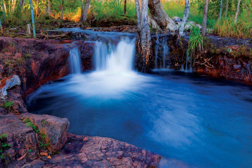 Buley Falls, Litchfield