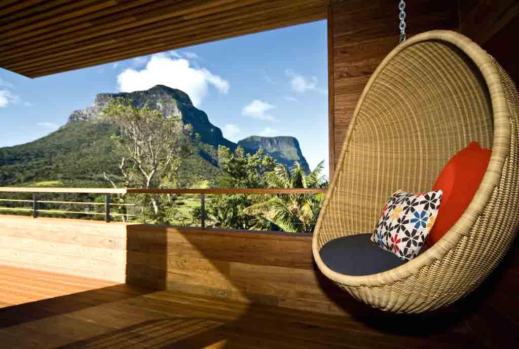 9. Capella Lodge, Lord Howe Island, NSW