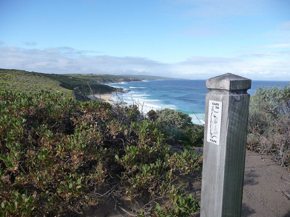 The Cape-to-Cape walk, WA
