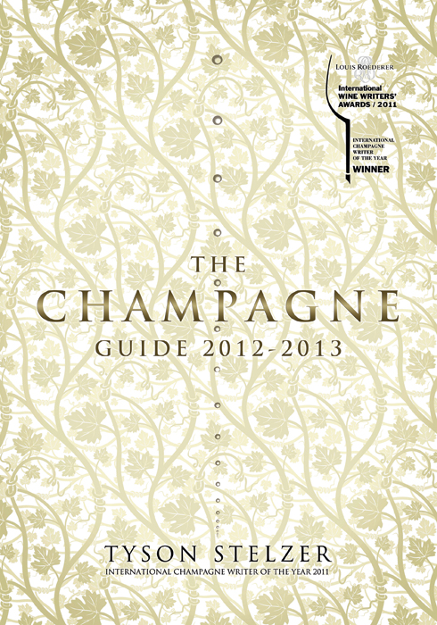 Champagne Guide 2012-13 by Tyson Stelzer