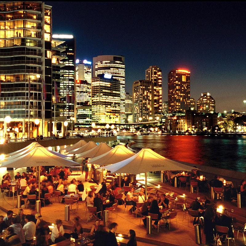 Sydney's Opera Bar