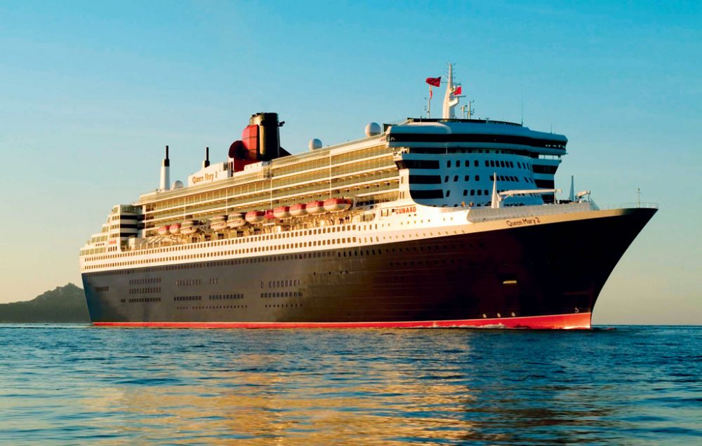 Cruise Guide: Queen Mary 2
