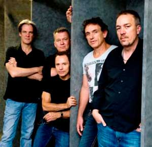 Aussie rock band Cold Chisel are forever now..