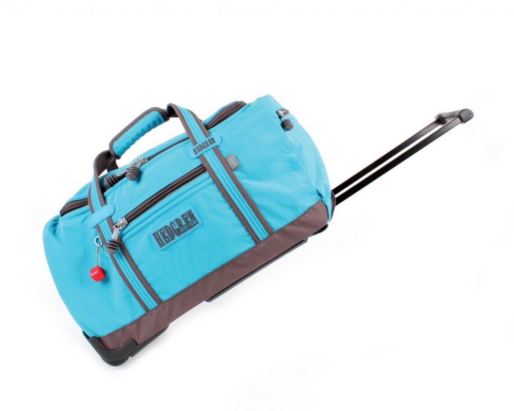 Great American Checkmate Trolley Duffel by Hedgren