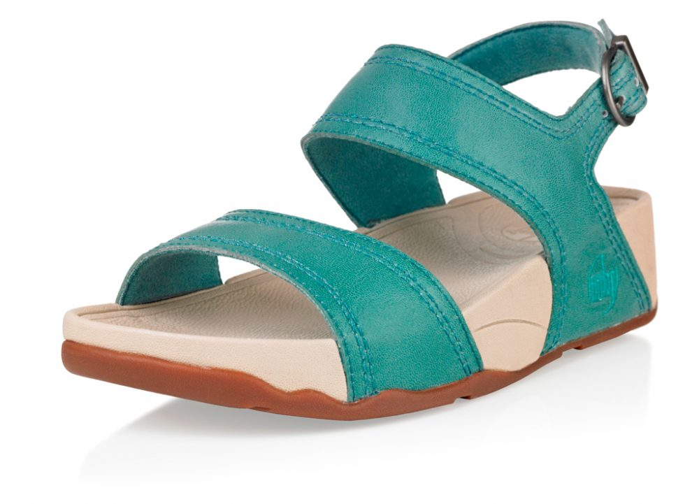 Beauteous Women Positano Mediterranean sandals by Fitflop Australia