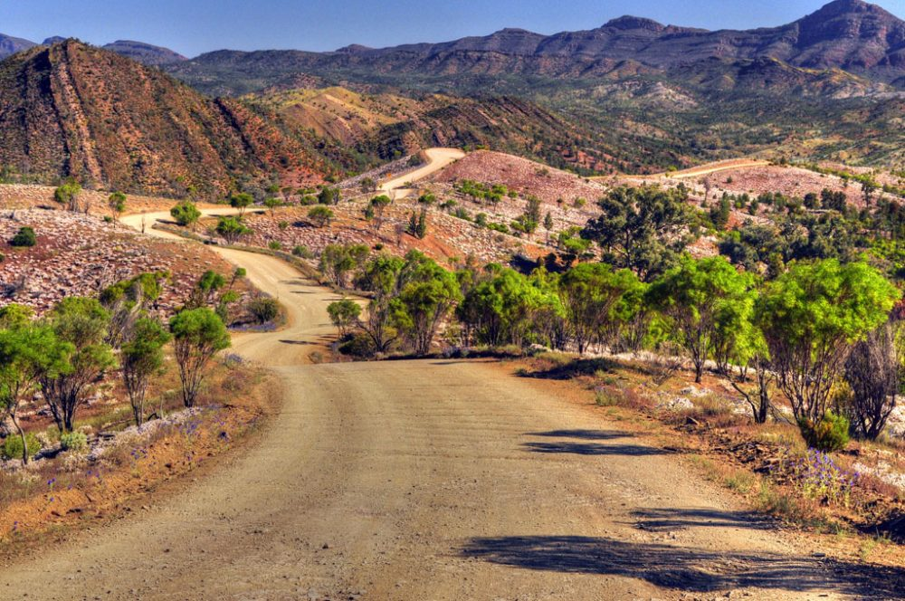Photo portfolio of the Flinders Ranges by Terry Everson