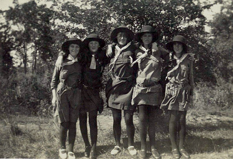 Join in as Girl Guides Australia celebrates a massive milestone: 100 years of changing lives