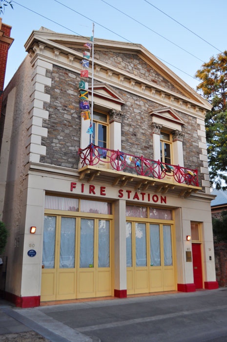 Fire Station Inn, North Adelaide