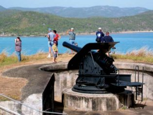 Thursday Island's war history is largely unkown amongst most Australians.