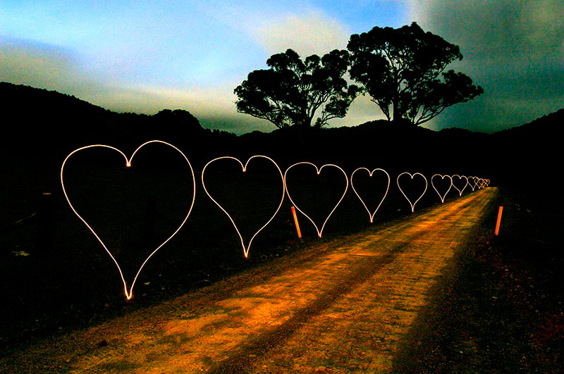 Heart Road, by Peter Solness.
