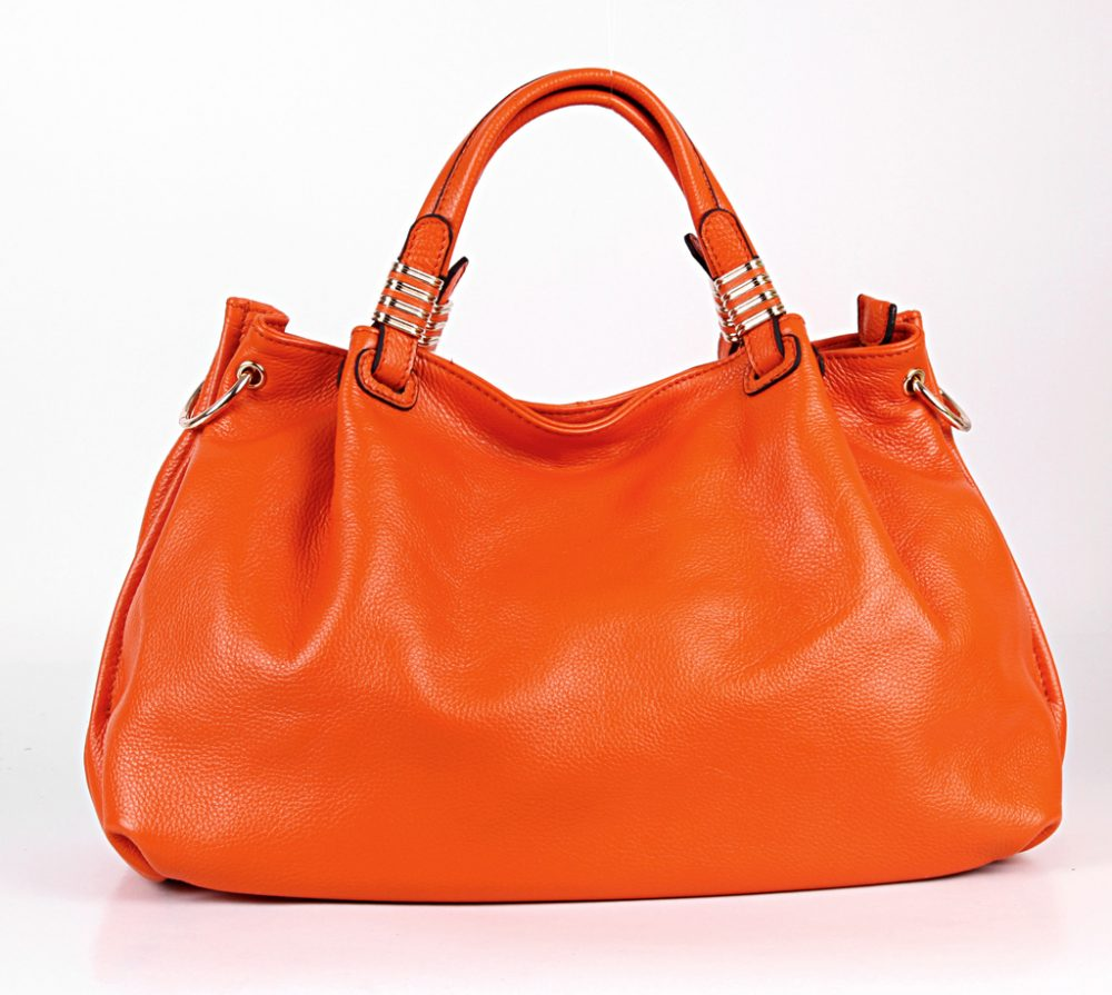 Leather Bessie Bag by Sterling and Hyde