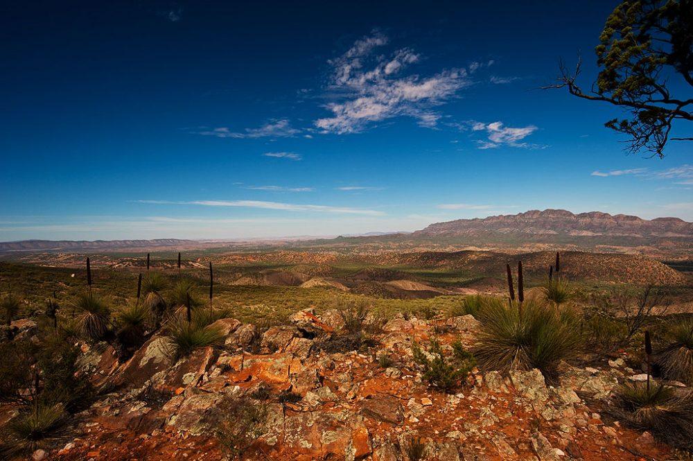 Heyson Trail, SA