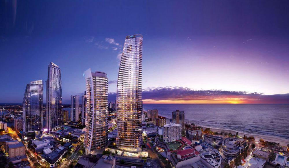 Hilton Surfers Paradise Hotel Review Australian Traveller
