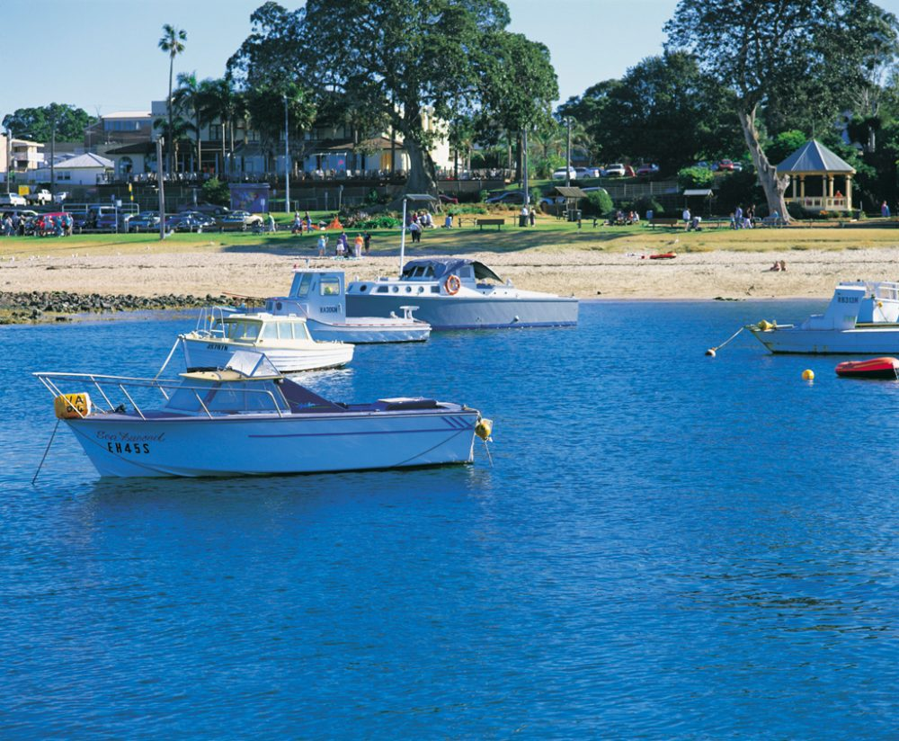 Huskisson on the NSW South Coast