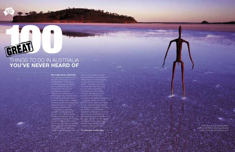 100 Things To Do In Australia You've Never Heard Of.