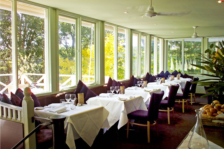 Deserved; The Lake House Restaurant fine dining serves up a special meal deserving of its two hats