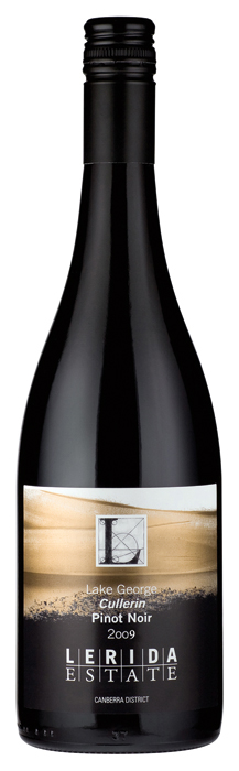 Cullerin Pinot Noir 2009 from Lerida Estate Lake George